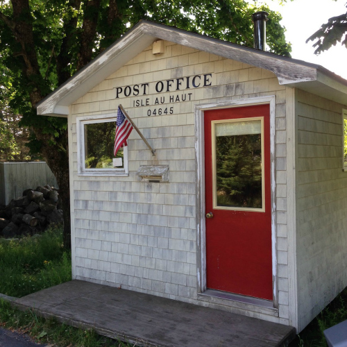 Keepers House Inn | Isle au Haut, Maine | Post Office