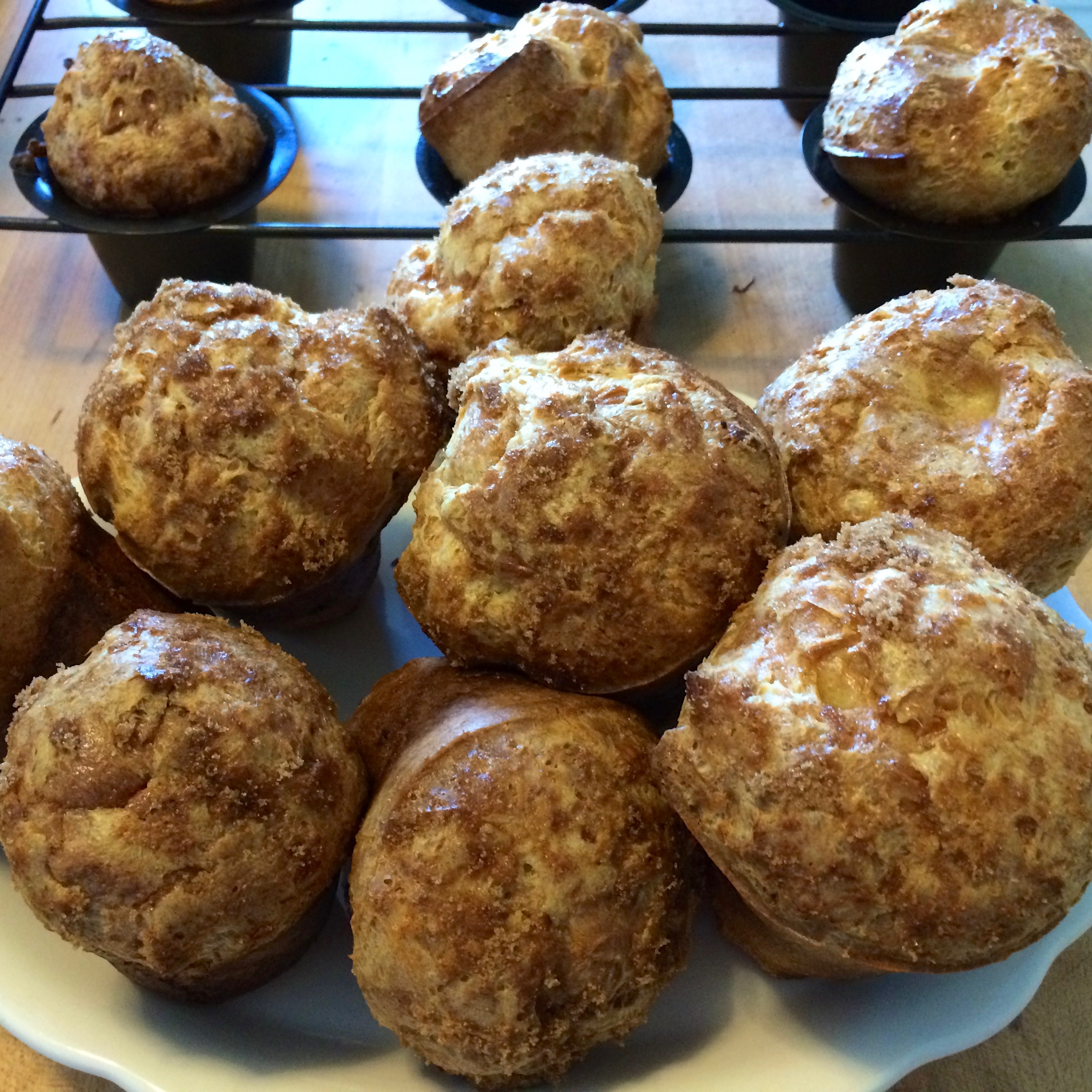 The Keeper's House Inn | Isle au Haut, Maine: Morning Popovers, image by Julie Greenberg