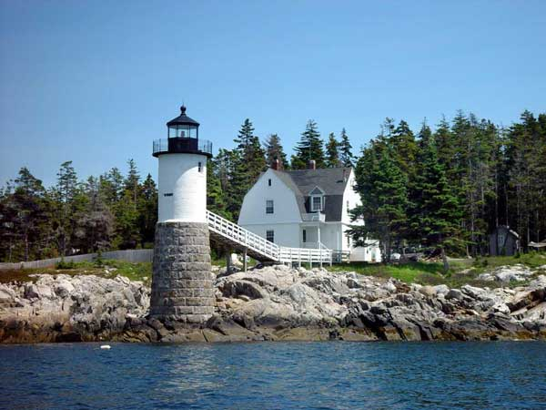 The Keeper's House Inn | Isle au Haut, Maine: island scenes