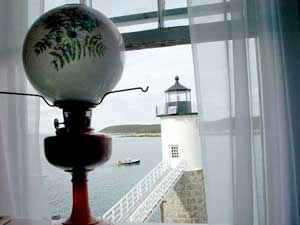 The Keeper's House Inn | Isle au Haut, Maine: The Keeper's Room