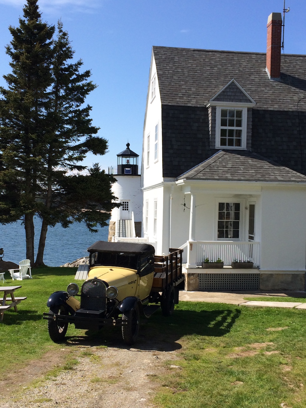 The Keeper's House Inn | Isle au Haut, Maine: Waiting for You