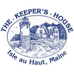 The Keeper's House & Cottage Rental Logo